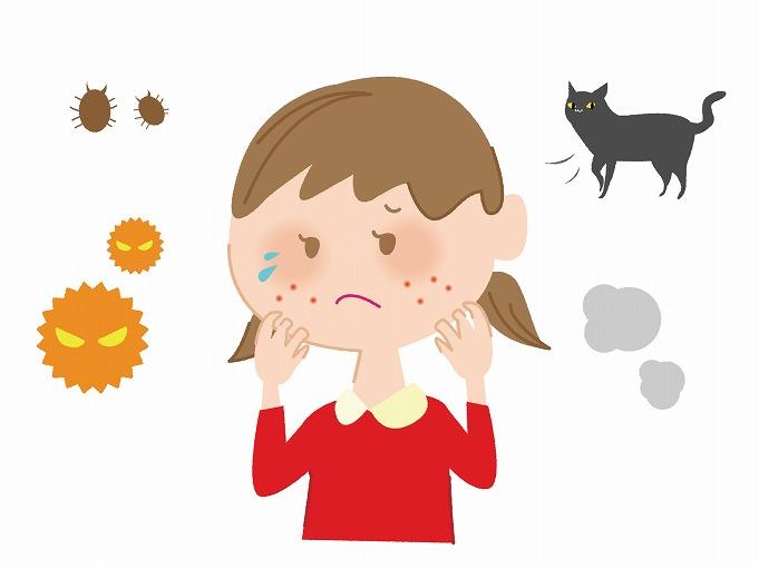 なぜアレルギーが起こるのか?