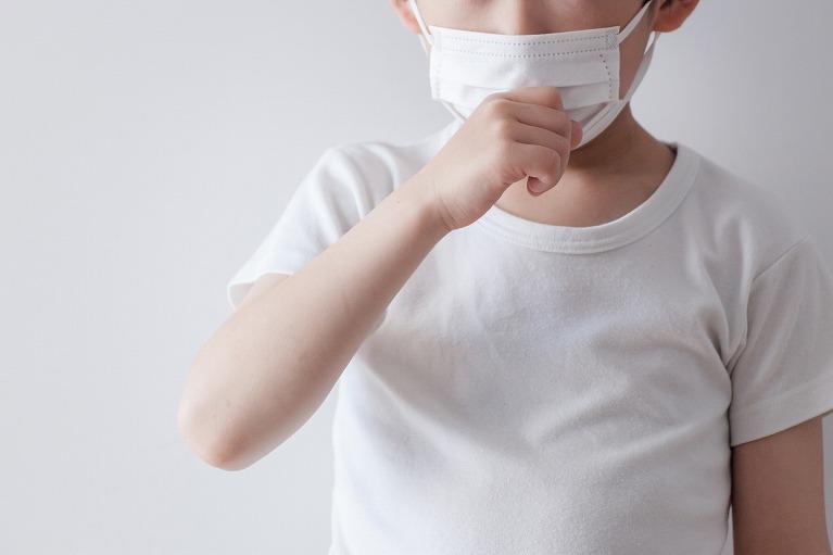 咳を伴う子供の病気